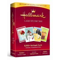 Nova Development Hallmark Card Studio 2010 (PC)