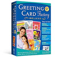 Nova Development Greeting Card Factory Deluxe 8.0