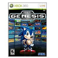 Sega Sonic's Ultimate Genesis Collection (Xbox 360)