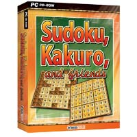 PC Treasures Sudoku, Kakuro and Friends (PC)
