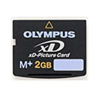Olympus 2GB xD-Picture Card Type M+ Flash Memory Card