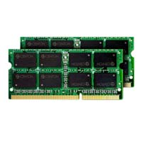 Centon 4GB DDR3-1066 (PC-8500) SO-DIMM Laptop Memory Kit (Two 2GB Apple Memory Modules)