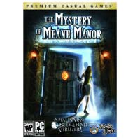 MumboJumbo Becky Brogan: The Institute and The Mystery of Meane Manor (PC)