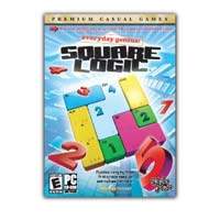 MumboJumbo Everyday Genius: Square Logic (PC)
