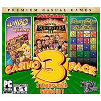 MumboJumbo Casino 3 Pack JC (PC)