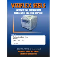 Viziflex Seels Dust Cover for Medium Multifunctional Laser Printer