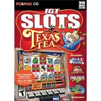 Masque IGT Slots Texas Tea (PC/Mac)