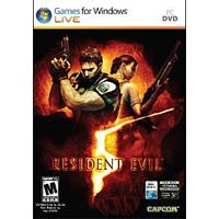 Capcom Resident Evil 5 (PC)