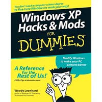 Wiley Windows XP Hacks & Mods For Dummies