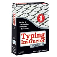Individual Software Typing Instructor Platinum (Mac)