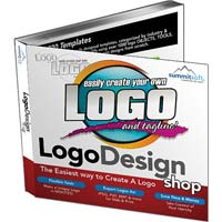 Logo Design Shop Jewel Case (PC)