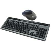 SIIG Wireless Multimedia Keyboard and Mouse