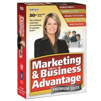 Individual Software Marketing & Small Business Advantage Premium Suite