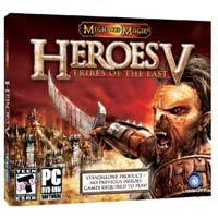 Encore Software Heroes of Might and Magic V: Tribes of the East JC (PC)