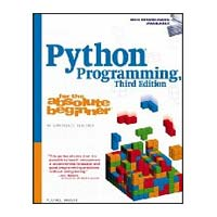 Cengage Learning Python Programming for the Absolute Beginner, 3rd Edition
