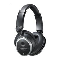 Audio Technica ATH-ANC7B QuietPoint Active Noise-Canceling Over Ear Headphones