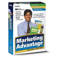 Individual Software Marketing Advantage Deluxe Edition