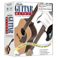 eMedia Guitar Method v5 (PC / Mac)
