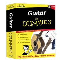 eMedia Guitar For Dummies (PC / Mac)