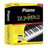 eMedia Piano For Dummies (PC / Mac)