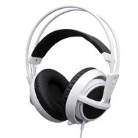 SteelSeries Siberia v2 Full-size Headset White