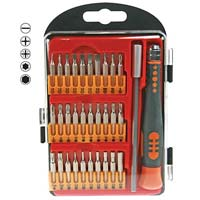 Velleman Precision Screwdriver Set - 32 pcs