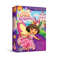 Nova Development Dora the Explorer: Dora Saves the Crystal Kingdom(PC/Mac)