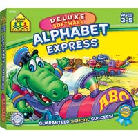 School Zone Publishing Alphabet Express (PC/Mac)