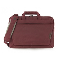 "Tucano USA Work Out Expanded Case for MacBook Pro 15"" - Burgundy"