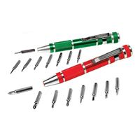 Performance Tools 2 Pack Precision Pocket Screwdriver Set