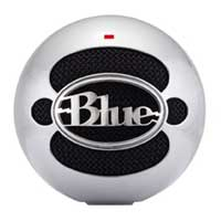 Blue Microphones Snowball Bundle w/ USB Microphone and Tripod