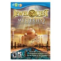iWin Jewel Quest Mysteries 2: Trail of the Midnight Heart (PC)