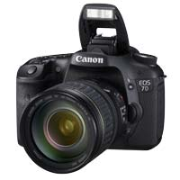 Canon EOS 7D 18.0 Megapixel DSLR Camera with 28-135mm IS USM Lens