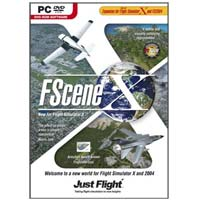 Just Flight FScene X Expansion Pack (PC)