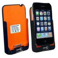 Accessory Power GoGroove EnerG Case and External Backup Battery for iPhone