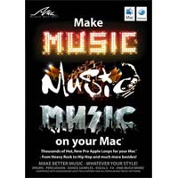 Advanced Media Group Make Music on Your Mac (Mac)