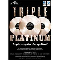 Advanced Media Group Triple Platinum Apple Loops (Mac)