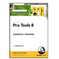 SOS Network Lynda.com Pro Tools 8 Essential Training (PC/Mac)