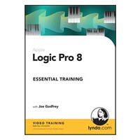SOS Network Lynda.com Logic Pro  8 Essential Training (PC/Mac)