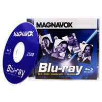 Magnavox BD-R 2x 25GB Disc
