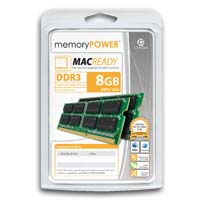 Centon 8GB DDR3-1066 (PC3-8500) CL7 SO-DIMM Laptop Memory Kit (Two 4GB Apple Memory Modules)