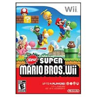 Nintendo New Super Mario Bros (Wii)
