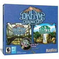 Encore Software Dream Chronicles & Dream Chronicles 2: Eternal Maze (PC/Mac)