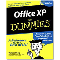 Wiley Office XP for Dummies