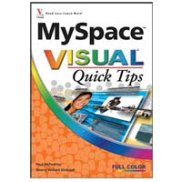 Wiley MYSPACE VISUAL QUICK TIPS