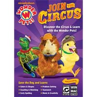 Nova Development Wonder Pets: Join The Circus (PC/Mac)