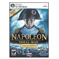 Sega Napoleon Total War Limited Edition (PC)