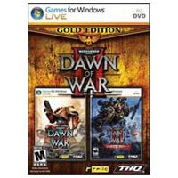 THQ Warhammer 40,000: Dawn of War II Gold Edition (PC)
