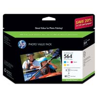 HP HP 564 Photo Value Pack (CG925AN)
