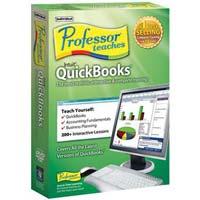 Individual Software Professor Teaches QuickBooks (PC)